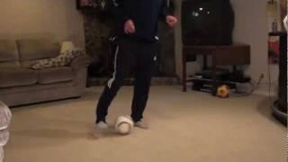 At Home Soccer Drills: Ball Control Drills