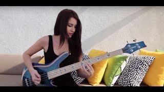 Slap Bass Blues Jam - Anna Sentina