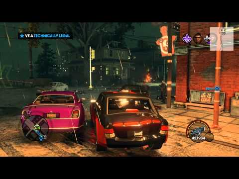 Saints Row: The Third - Capitulo 3 (la monja puta)