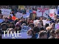 Students March To White House To Protest Gun Violence On The Columbine Shooting Anniversary TIME