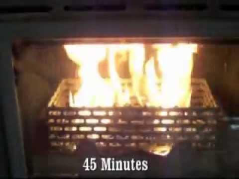 Panier a pellets granul s de bois pour un insert youtube - Granules de bois castorama ...