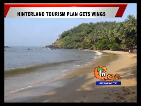 HINTERLAND TOURISM PLAN GETS WINGS