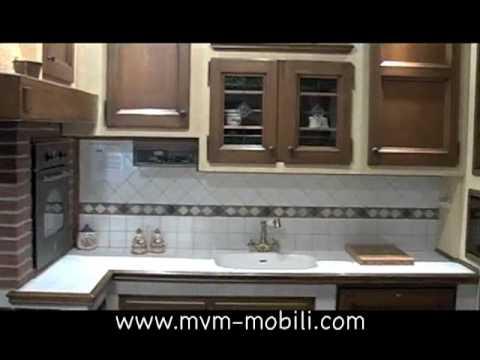 Cucine in muratura cucine rustiche e moderne youtube - Cucine in murature rustiche ...