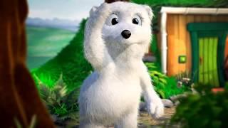 Hoạt hình 3D Gấu chào buổi sáng