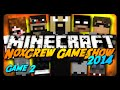 Minecraft: BASKETBLOCK! - Game 2 - NoxCrew GameShow 2014