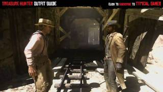 Red Dead Redemption How To Get Treasure Hunter Outfit