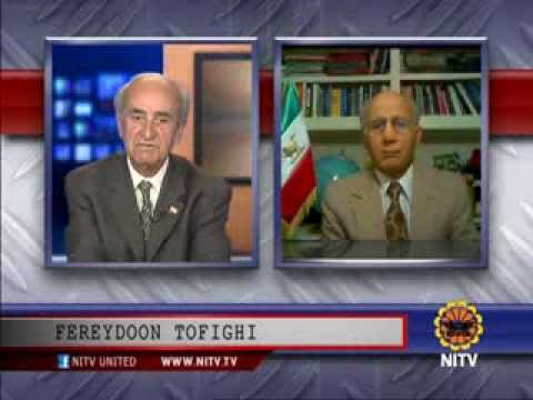 Round Table With Fereydoon Tofighi (Sep 3.2013)