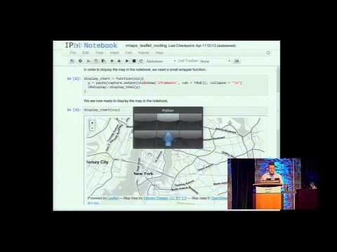 Image from Keynote - Fernando Pérez