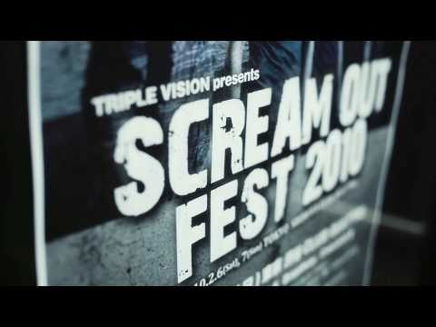 SCREAM OUT FEST 2011 Official Trailer