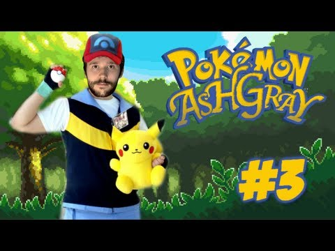 Pokemon Ash Gray | Walkthrough Part 3, The time has come for me to finally face my first gym leader, Brock... Twitter: http://www.twitter.com/yamimash Facebook: https://www.facebook.com/YamimashYT...