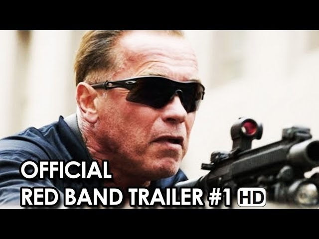 Sabotage Official Red Band Trailer #1 (2014) HD