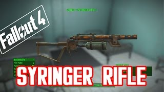 Fallout 4 - Guide: Where to find a SYRINGER Weapon
