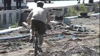 911 By Bike The Lost Tape ( My Never Seen Before 911