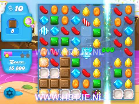 Candy Crush Soda Saga level 40
