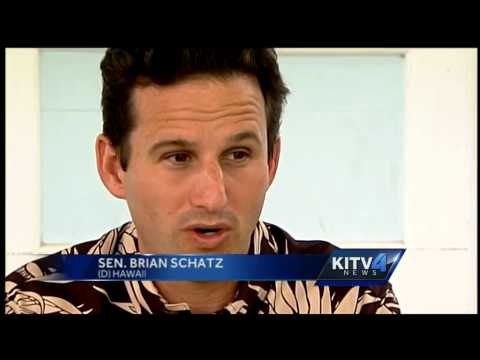Senator Schatz newly appointed to expand Hawaii tourism