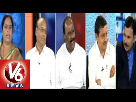 YCP Sabha On October 19 -  K. K. Mahender Reddy , Nayani Narsimha Reddy , Jaya Prasad - 7Pm News.