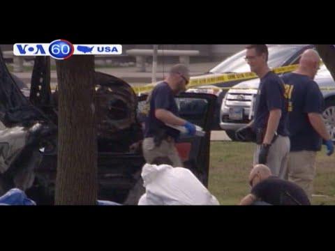 Nhóm IS tuyên bố thực hiện vụ xả súng ở Texas (VOA60)