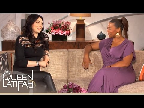 Laura Prepon Raves About Amazing OITNB Female Cast on The Queen Latifah Show
