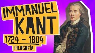 Immanuel Kant - Filosofía
