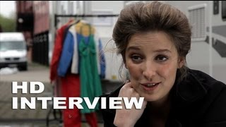 "Rush: Alexandra Maria Lara ""Marlene Lauda"" On Set"