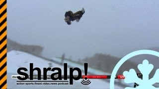 Video: McMorris, Horgmo & Guldemond in slow motion from US Open Slopestyle 2013 – shralp! #208