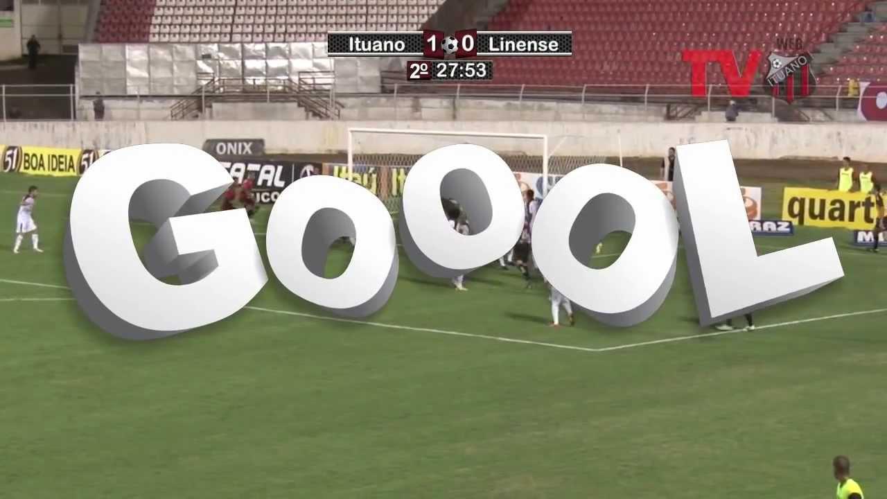 Ituano  SP 1-0 Linense(BRA)