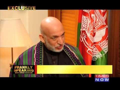 Mullah Omar in Pakistan: Afghanistan President