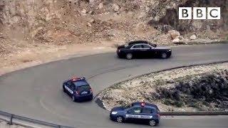 Top Gear - Naháňačka s políciou (EN)