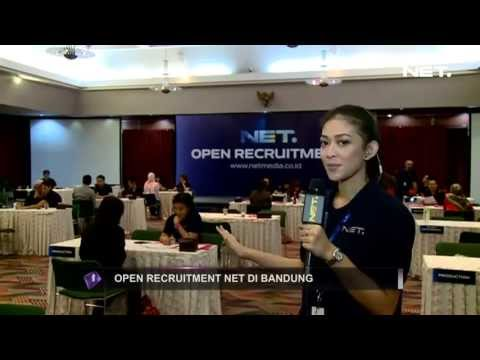 Entertainment News - Live view recruitment di Bandung