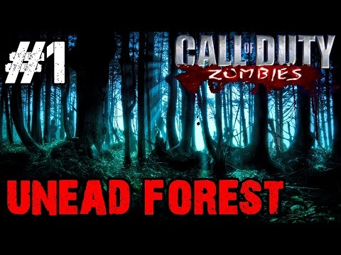 Undead Zombie Forest Ep.1 - Call of Duty Custom Zombies (CoD Zombies) - World at War [PC HD]