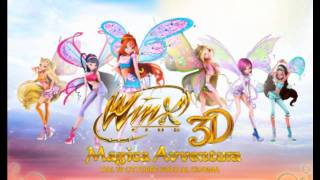 Winx Club Magica Avventura In 3D (CD OST) 02