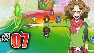 Let's Play Pokemon: White 2 Part 7 Castelia Gym Leader