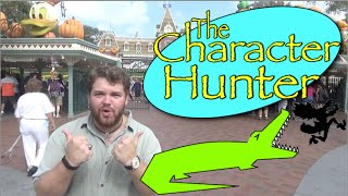 The Character Hunter Finds Disney Villains