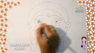Learn How To Draw Chutki