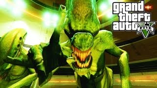 GTA 5 ALIENS Live Stream Grand Theft Auto 5 GTA Cheats