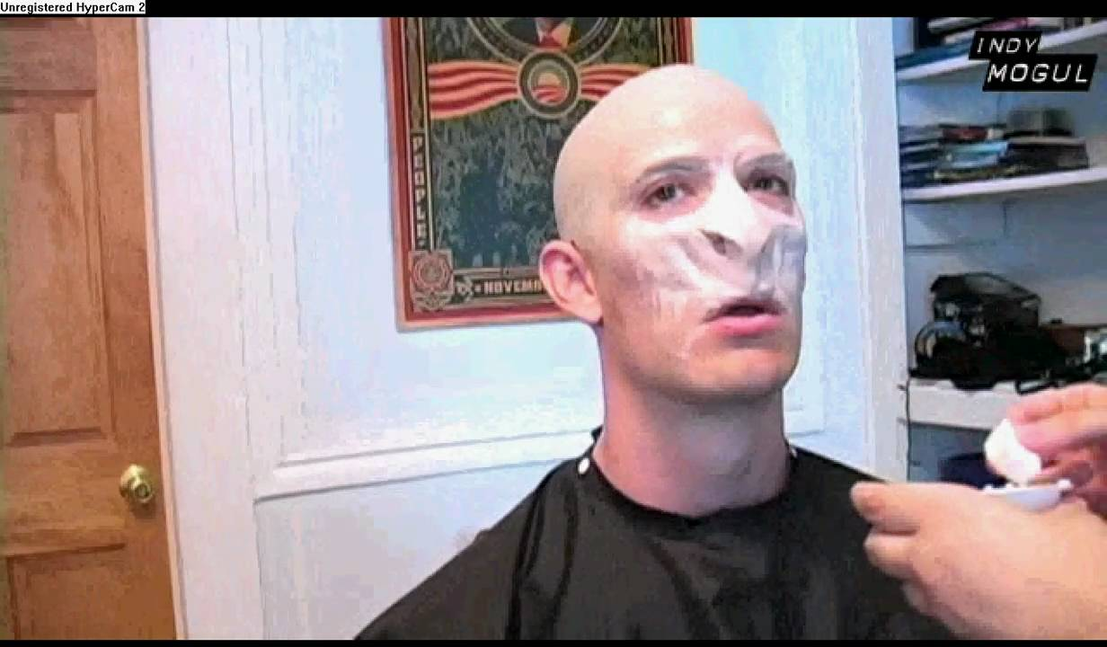 Voldemort make up from Voldermort/harry potter Rap - YouTube
