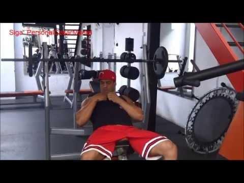 Peito - Bodybuilder 4.0 Off Season - Parte l