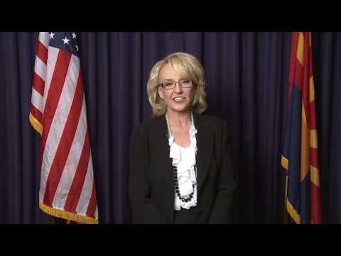 Gov. Jan Brewer Introduction - 2013 AZ VerdeXchange