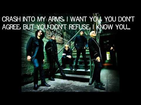 My Chemical Romance - Jack the Ripper (Lyrics on Screen)