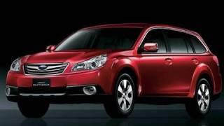 Subaru Outback 2010 videos