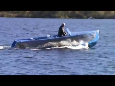 Aluminium Elektroboot