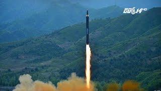 (VTC14)_Mỹ, Nhật, Hàn sôi sục vì Triều Tiên lại phóng tên lửa