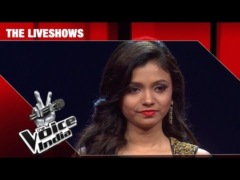 Rasika Borkar - Performance - The Liveshows Episode 27 - March 11, 2017 - The Voice India Season2