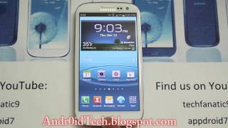 Best Rom For At&t Samsung Galaxy S3 I747: Stock Jelly Bean