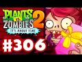Plants vs. Zombies 2: It's About Time - Gameplay Walkthrough Part 306 - Valenbrainz! (iOS)