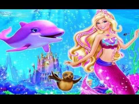 Barbie Cartoon Full Movies Episodes - Barbie Life In Dreamhouse Disney - Barbie Girl