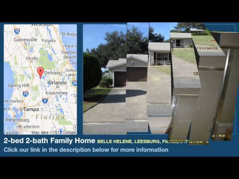 2-bed 2-bath Family Home for Sale in Leesburg, Florida on florida-magic.com