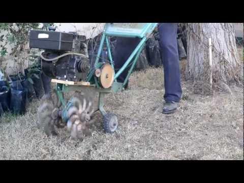 maquina para arado