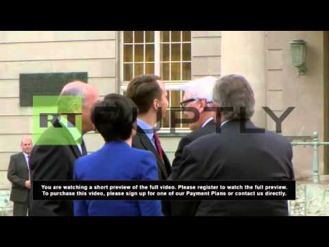 Germany: Steinmeier, Fabius and Sikorski discuss Crimea