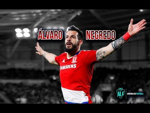 | Álvaro Negredo | 9 | ● The Beast ● Skills ● | Manchester City FC | AndoniLiveFootball [HD]